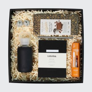 Gift box with home office products