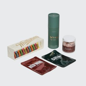 Gift box with girls night in products