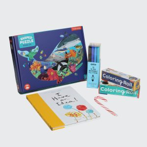 gift box with kids products