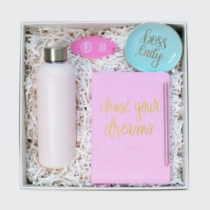 Gift Box with Boss lady products