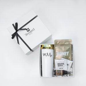 Gift box with Bride products