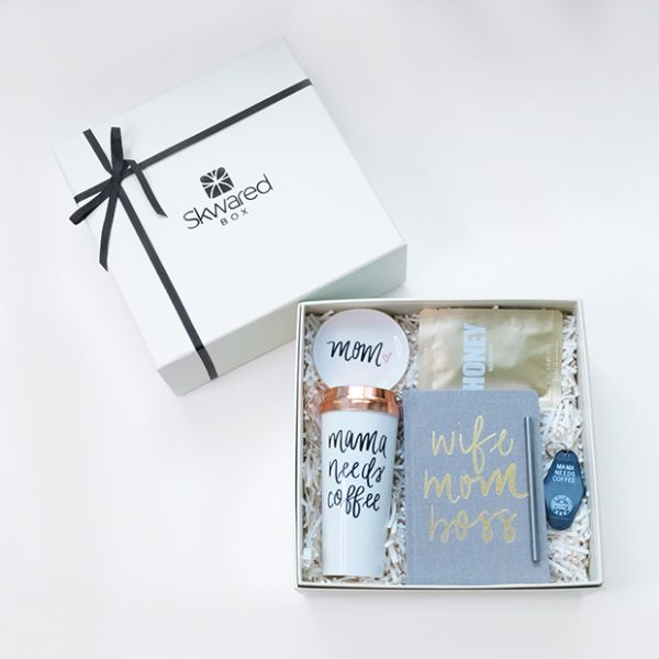 Gift Box with mom items